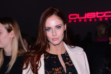 Alyssa Campanella Custo Barcelona - Front Row - Mercedes-Benz Fashion Week Fall 2015