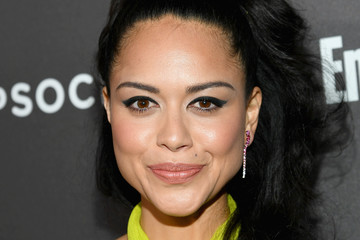 Alyssa Diaz Entertainment Weekly Celebrates Screen Actors Guild Award Nominees At Chateau Marmont Sponsored By L'Oréal Paris, Cadillac, And PopSockets - Arrivals