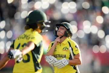 Alyssa Healy Australia v India: Semi-Final - ICC Women's World Cup 2017