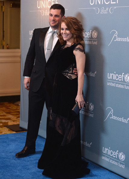 Arrivals at the UNICEF Ball