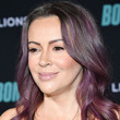 """Alyssa Milano Special Screening Of Liongate's """"Bombshell"""" - Red Carpet"""
