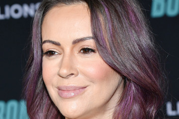 "Alyssa Milano Special Screening Of Liongate's ""Bombshell"" - Red Carpet"