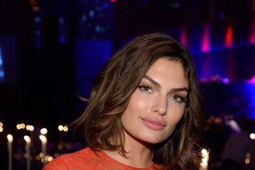 Alyssa Miller  Inside the amfAR New York Gala