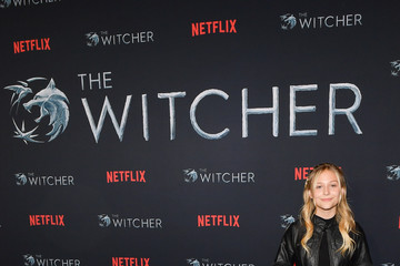 Alyvia Alyn Lind Photocall For Netflix's 'The Witcher' Season 1