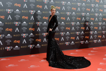 Amaia Salamanca Goya Cinema Awards 2017 - Red Carpet