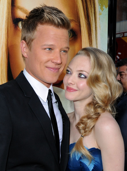 from Alex chris egan dating amanda seyfried