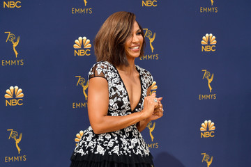Amanda Brugel 70th Emmy Awards - Arrivals