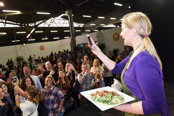 Amanda Freitag Food Network & Cooking Channel New York City Wine & Food Festival Presented by Coca-Cola