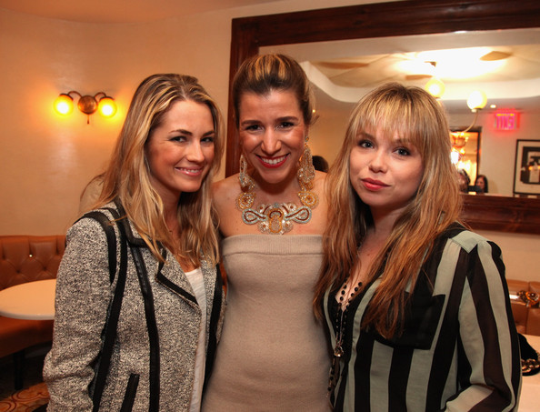 Fernanda Capobianco And Amanda Hearst's Reception To Unveil Cruelty-Free Accessory Line, The New Yorker Collection