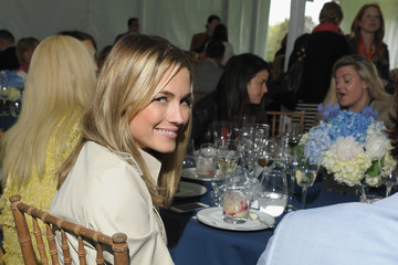 Amanda Hearst Celebs at the Sentebale Royal Salute Polo Cup — Part 2