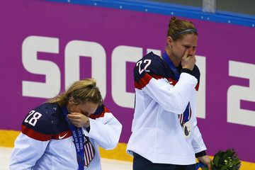 Amanda Kessel Ice Hockey - Winter Olympics Day 13