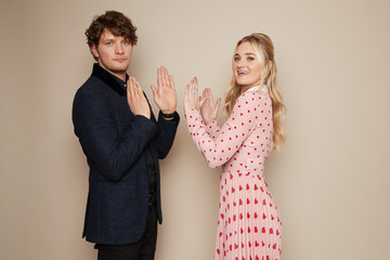 Amanda Michalka 2019 Winter TCA Getty Images Portrait Studio