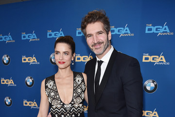 Amanda Peet David Benioff 68th Annual Directors Guild of America Awards - Red Carpet