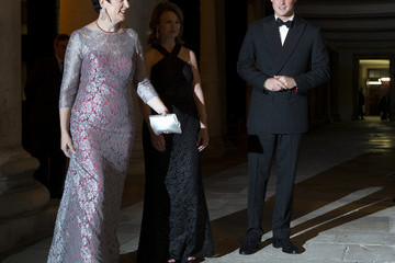 Amanda Pullinger Prince Harry Attends a Gala Dinner