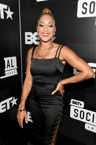 BET's Social Awards 2018 - Arrivals
