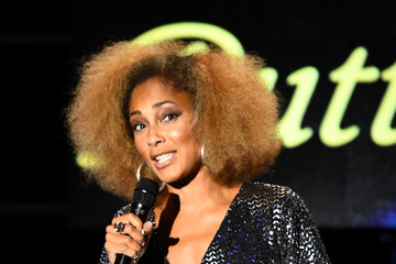Amanda Seales International Myeloma Foundation 13th Annual Comedy Celebration benefiting the Peter Boyle Research Fund & supporting the Black Swan Research Initiative