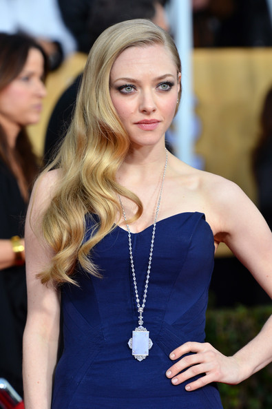 Amanda Seyfried - 19th Annual Screen Actors Guild Awards - Arrivals