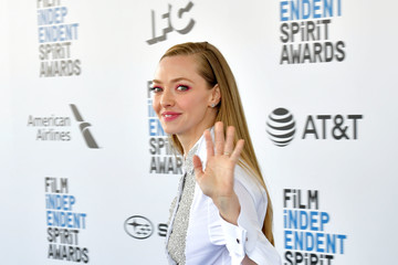 Amanda Seyfried 2019 Film Independent Spirit Awards  - Red Carpet