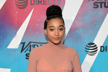 Amandla Stenberg DIRECTV House Presented By AT&T - Day 3