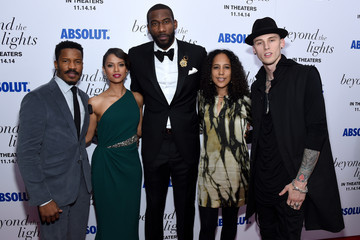 Amare Stoudemire 'Beyond the Lights' Premiere