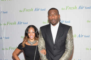 Amare Stoudemire Fresh Air Fund Honoring Our American Hero Event