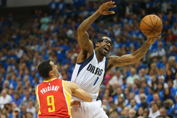 Amare Stoudemire Houston Rockets v Dallas Mavericks - Game Four