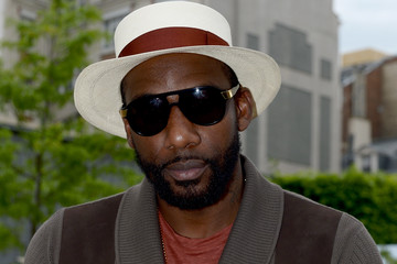 Amare Stoudemire Celebrities Arrive at Berluti During Paris Fashion Week