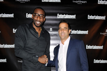 Amare Stoudemire Entertainment Weekly Celebrates The Must List At Toronto International Film Festival