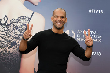 Amaury Nolasco 58th Monte Carlo TV Festival: Day 4