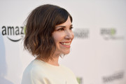 Actress Carrie Brownstein attends the Amazon red carpet premiere screening for brand-new dark comedy, 'Transparent,' at Ace Hotel on September 15, 2014 in Los Angeles, California.