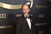Director Luca Guadagnino attends Amazon Studios' Golden Globes Celebration at The Beverly Hilton Hotel on January 7, 2018 in Beverly Hills, California.