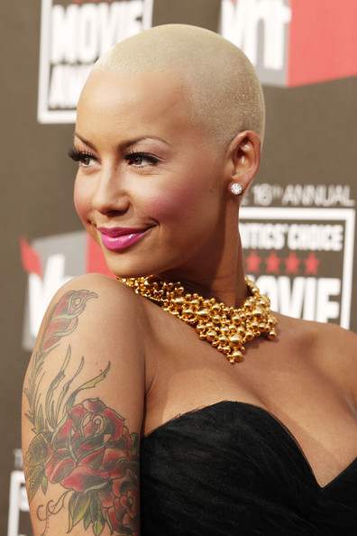 amber rose long hair. Amber+rose+model+with+long