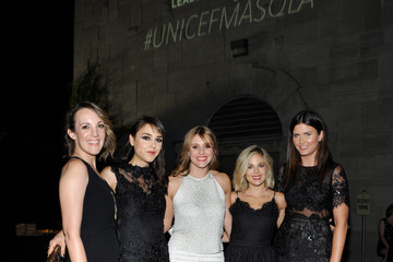 Amber Hodgkiss UNICEF Next Generation Presents Its Third Annual UNICEF Black & White Masquerade Ball