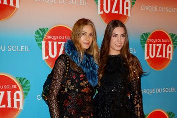 "Amber Le Bon Cirque Du Soleil's ""LUZIA"" At The Royal Albert Hall - Red Carpet Arrivals"