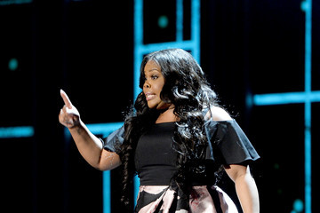 Amber Riley The Olivier Awards 2017 - Show