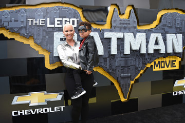 Amber Rose Premiere of Warner Bros. Pictures' 'The LEGO Batman Movie' - Arrivals