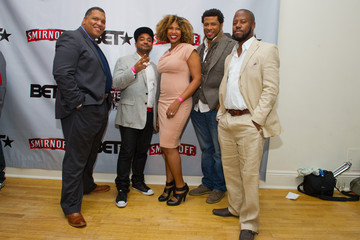 Anthony Marshall Kembo Tom Amber Rose, Kid Capri, Vikter Duplaix, And Cast Celebrate Premiere Of Smirnoff's Master Of The Mix In NYC