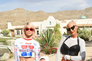 Amber Rose Dazzle In The Desert With ShoeDazzle