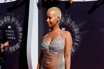 Amber Rose Arrivals at the MTV Video Music Awards — Part 2