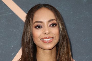 Amber Stevens West FOX Fall Party - Arrivals