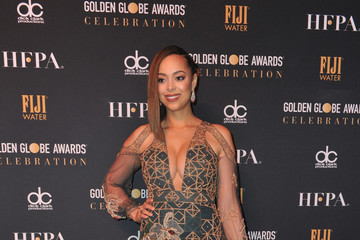 Amber Stevens West Official Viewing And After Party Of The Golden Globe Awards Hosted By The Hollywood Foreign Press Association