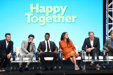 Amber Stevens West Summer 2018 TCA Press Tour - Day 12