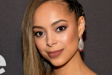 Amber Stevens West The 2019 InStyle And Warner Bros. 76th Annual Golden Globe Awards Post-Party - Red Carpet