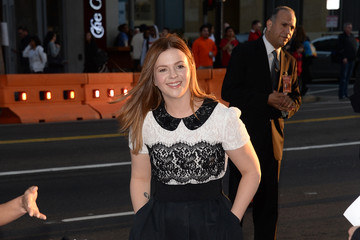 Amber Tamblyn 'Cesar Chavez' Premieres in LA — Part 2