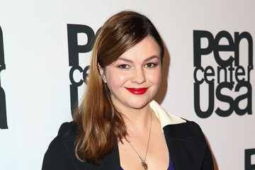 Amber Tamblyn PEN Center USA's 24th Annual Literary Awards Festival Honoring Norman Lear - Red Carpet