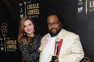 Amber Tamblyn The 30th Annual Lucille Lortel Awards - Press Room