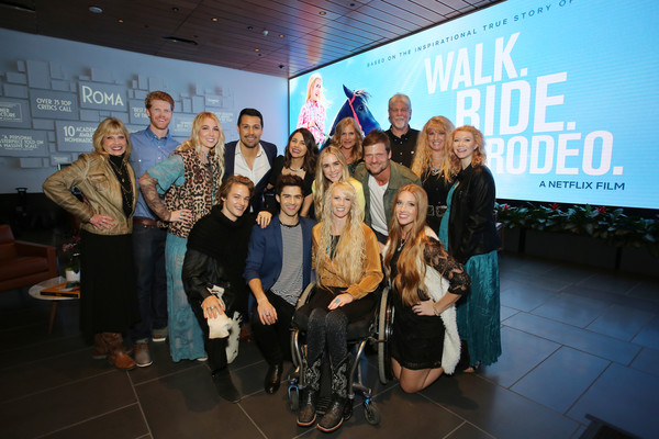 'Walk. Ride. Rodeo.' Screening