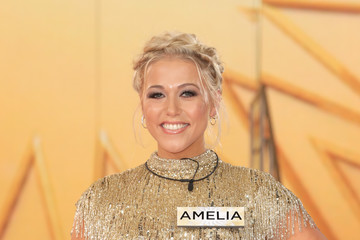 Amelia Lily Celebrity Big Brother - Launch Night