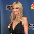 Heidi Klum Rocks Animal Print on the Red Carpet