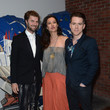 America Olivo The Weinstein Company Hosts the Premiere of 'Sing Street' - After Party